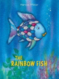 Marcus Pfister Rainbow Fish