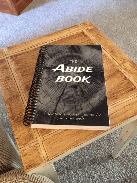 Abide Book journal