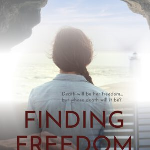 Finding Freedom by Britney Lyn Hamm book cover